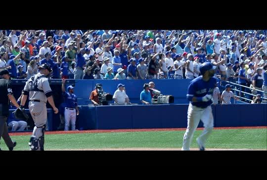Toronto Blue Jays - Hooked On A Feeling