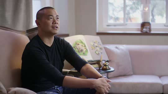 Food Heroes - Andre Chiang, Restaurant Andre
