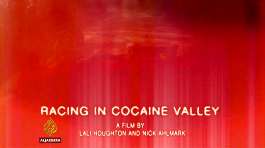 Witness - Racing in Cocaine Valley