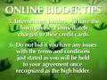 Bidder Tips Ep. 3 Thumb