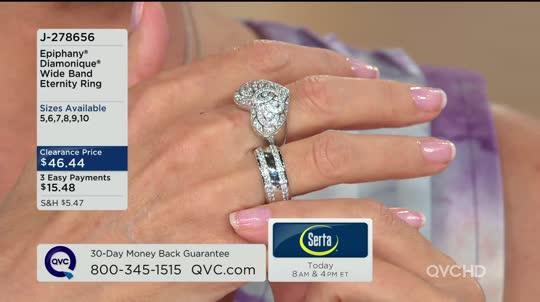 Qvc Enement Rings | Qvc Com Rings Best Ring 2018