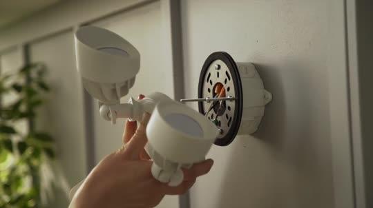 Ring Floodlight Security Camera Wide Angle HD Two-Way Talk w/ 3yr Warranty  — QVC com