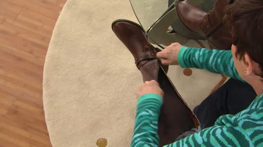 9fcddb6b094 B.O.C. by Born Medium Shaft Riding Boots - Hart. Back to video. On-Air  Presentation