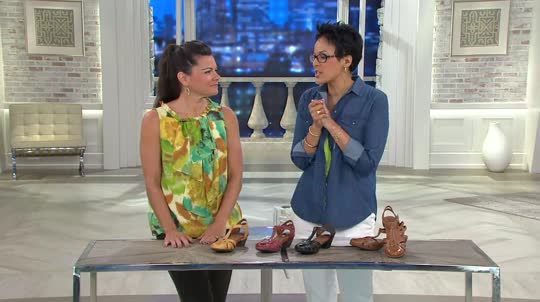 9882897385cbe Cobb Hill by New Balance Closed Toe Sandals Aubrey. Back to video. On-Air  Presentation