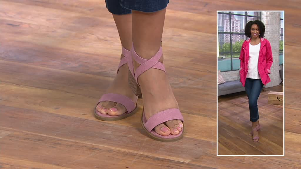 koolaburra by ugg kaiah sandal