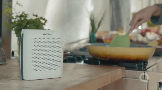 Bon Bose SoundLink Color II Bluetooth Speaker U2014 QVC.com
