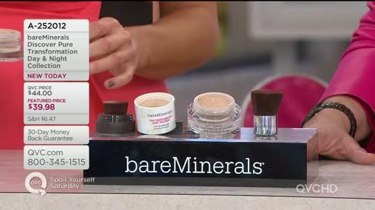 bare minerals starter kit review