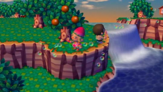 Get Together With Friends In Animal Crossing: Let's Go To