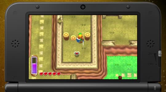 The Legend Of Zelda A Link Between Worlds Nintendo 3ds Juegos