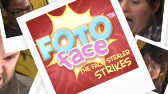 Foto Face?: The Face Stealer Strikes