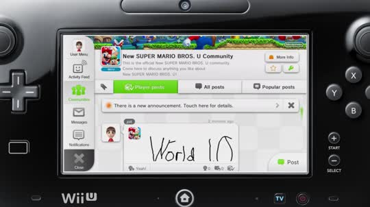Tutorial Video Connecting Wii U To The Internet Wii U Support