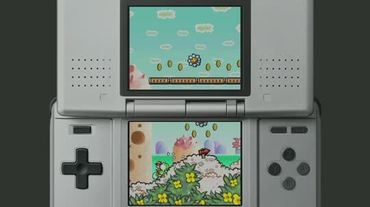 WiiUVC-Yoshis-Island-DS-Trailer-ALL