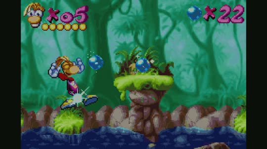 WiiUVC-Rayman-Advance-Trailer-enGB