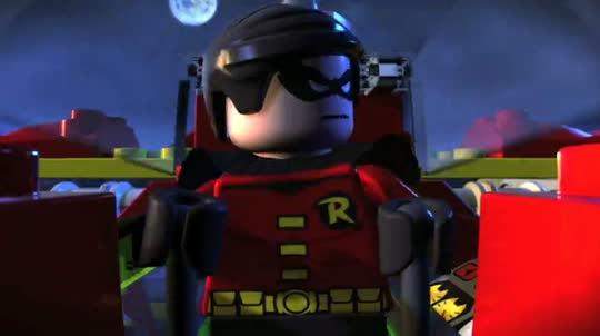Lego Batman 2 Dc Super Heroes Nintendo 3ds Juegos Nintendo