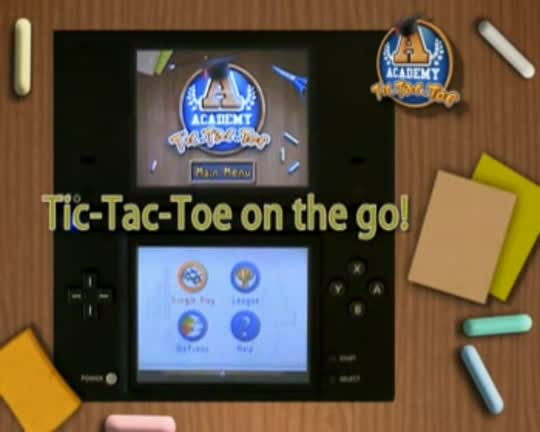academy_tic_tac_toe-ll-academy_tic_tac_toe_gameplay_trailer
