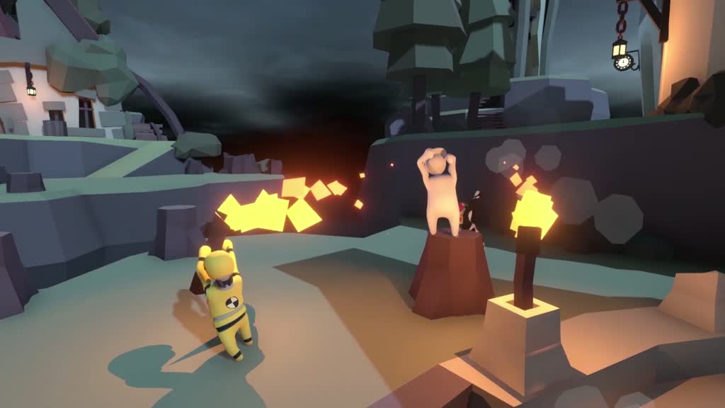download human fall flat android apk data