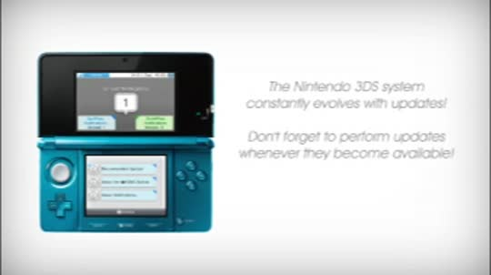 tutorial video performing system updates nintendo 3ds 2ds rh nintendo co uk Nintendo GameCube System Software