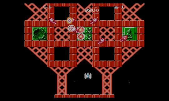 Star Soldier Nes Juegos Nintendo