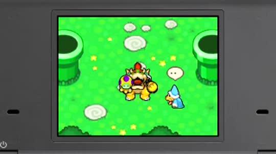 Mario Luigi Bowser S Inside Story Nintendo Ds Games Nintendo