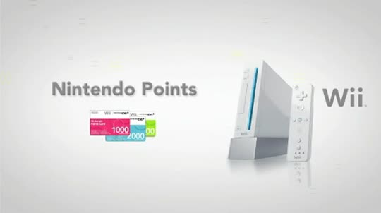 Nintendo Points