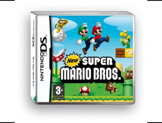Track 7: New Super Mario Bros  Main Theme