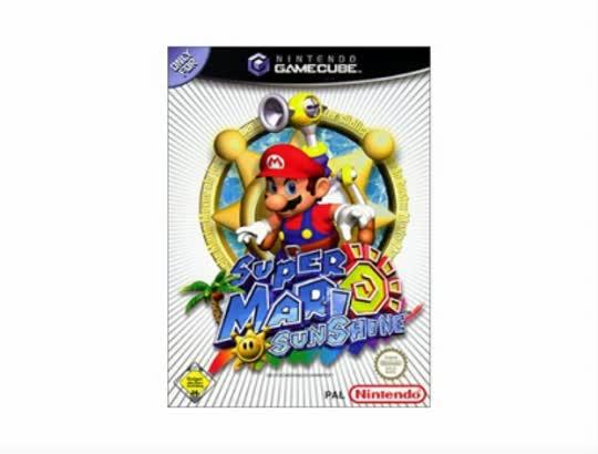 Track 6: Super Mario Sunshine Delfino Plaza