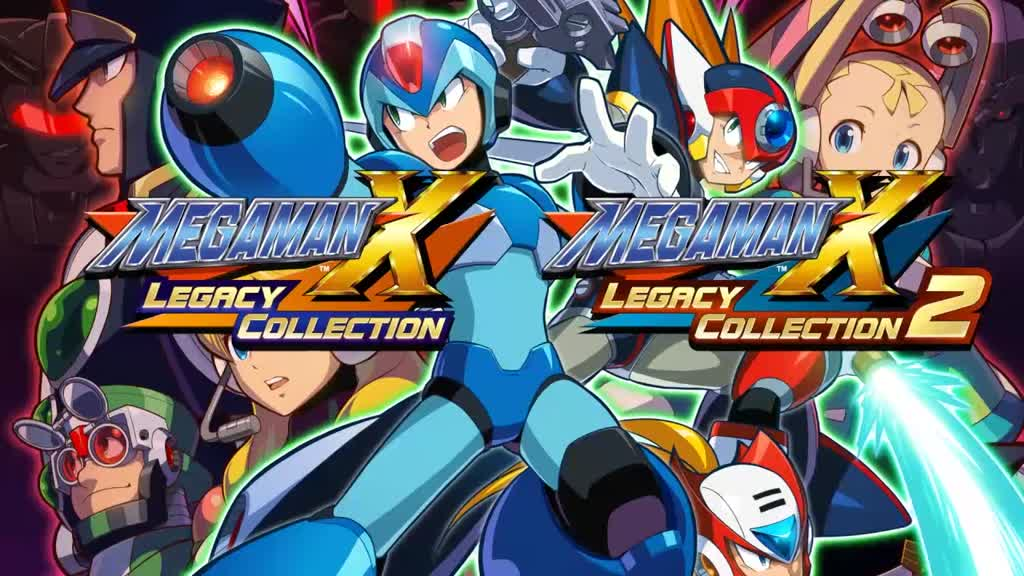 Image result for mega man x legacy collection