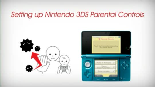 tutorial video setting up nintendo 3ds parental controls nintendo rh nintendo co uk Operating System Software Nintendo DS