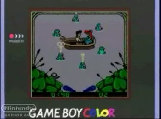 GBC-Disneys-The-Little-Mermaid-II-Pinball-Frenzy-Trailer-ALL