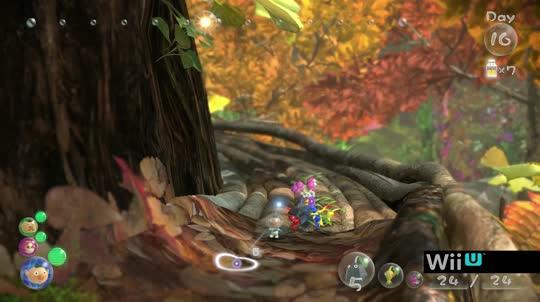 Pikmin 3 Wii U Juegos Nintendo
