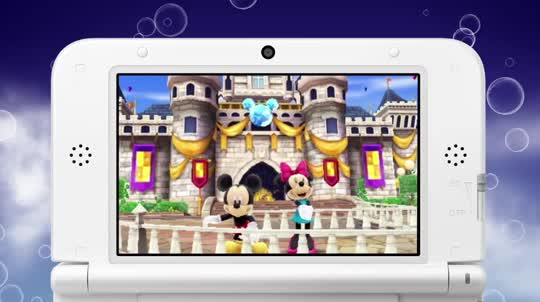disney magical world nintendo 3ds jeux nintendo. Black Bedroom Furniture Sets. Home Design Ideas