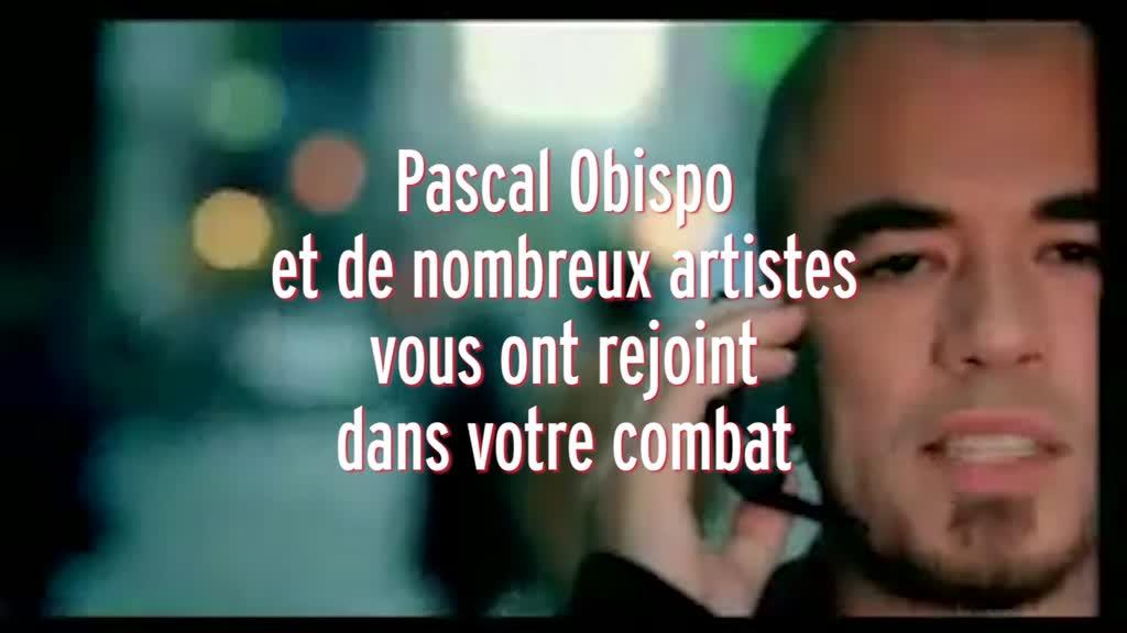 Vidéo Sidaction - anniversaire Line Renaud