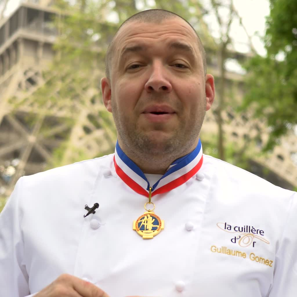 Guillaume Gomez - Cuillère d'or 2019