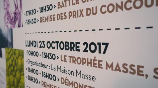 Trophée Masse - Nantes / Serbotel 2017